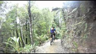 preview picture of video 'Motu Trails Cycleway New Zealand'