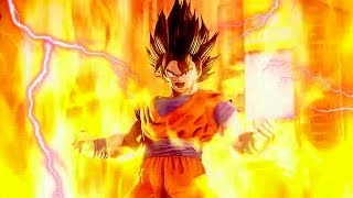 JUMP FORCE - All Characters Ultimate Attacks & Transformations (DEMO)