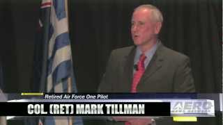 Aero-TV: Col. Mark Tillman (Part 1): The Most Important Left Seat In Aviation