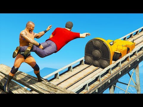 GTA 5 FAILS - #43 (GTA 5 Funny Moments Compilation)