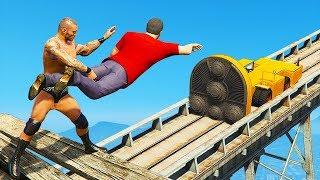 GTA 5 FAILS - #43 (GTA 5 Funny Moments Compilation)