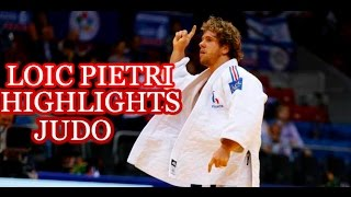 LOIC PIETRI (FRA) - HIGHLIGHTS JUDO
