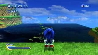 Sonic Generations Fun Mod #01 - Hyper Jump Mod 2013 [with Download]