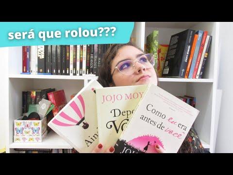 ?COMO EU ERA ANTES DE VOCÊ, Jojo Moyes | trilogia completa | RESENHA