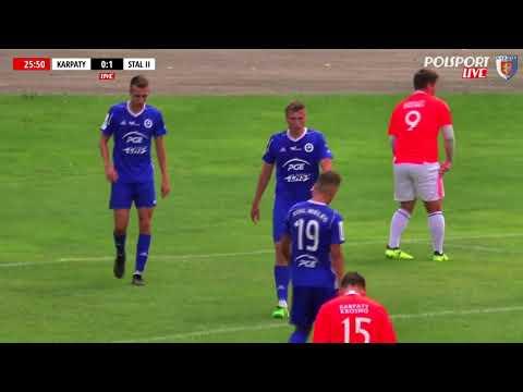 WIDEO: Karpaty Krosno - Stal II Mielec 0-1 [SKRÓT MECZU]