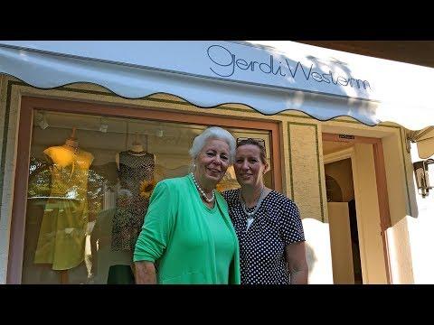 Video über Gerdi Westermeyr Couture Atelier Prien