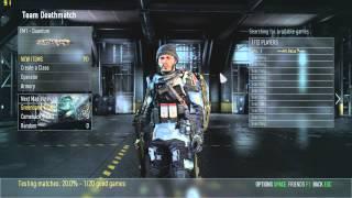 Call of Duty Advanced Warfare - Multiplayer HUN Gameplay 1 Max Setting [Full HD]