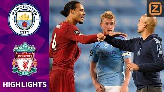 CLASH TUSSEN DE ENGELSE TOP 🤩   Manchester City vs Liverpool   Premier League 2019/20   Samenvatting