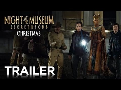 Night at the Museum: Secret of the Tomb Movie Trailer