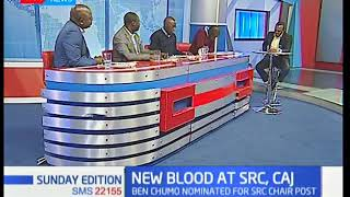 New blood at SRC and CAJ | Sunday Edition