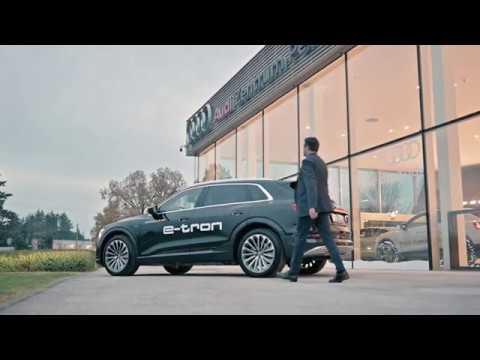 Ognuno di noi può guidare il cambiamento. L'impegno di Audi.