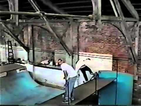 Tom Penny and Rune Glifberg at Firestone Ramp in the STL
