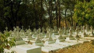 Christian Cemetery in Seminary Hill, Nagpur