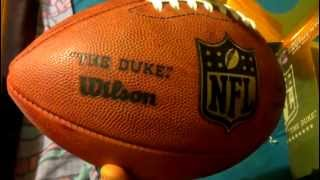The Duke Official NFL Football Review
