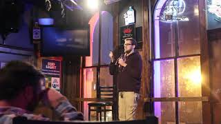Stephen Reilly Stand up Joker's Comedy Club Indianapolis 4/08/19
