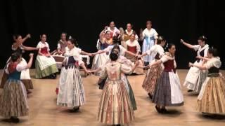 El prim de Figueroles, grup de dansa de l'associació cultural El Torrelló d'Almassora