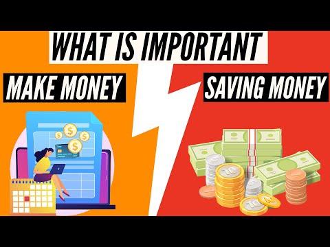 Kaip ir kaip greitai užsidirbti pinigų