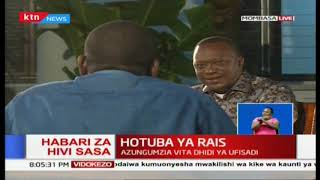 PresidentRoundTableKE full interview