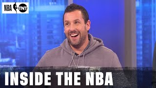 Shaq Takes On Adam Sandler Movies | NBA On TNT