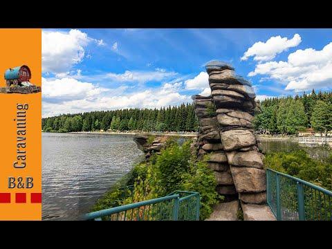 Campingpark Greifensteine im Erzgebirge