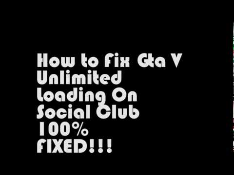 Social club loading forever :: Grand Theft Auto V General Discussions