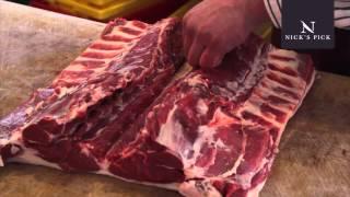 Lamb Saddle Steak
