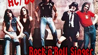 AC/DC-Rock'n'Roll Singer LIVE 1976 (Best Quality)