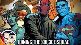 """Red Hood """"Joins The Suicide Squad""""   Rebirth Complete Story 