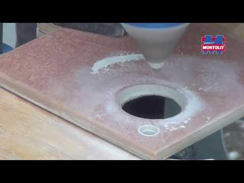Алмазная коронка - фреза для зенковки
