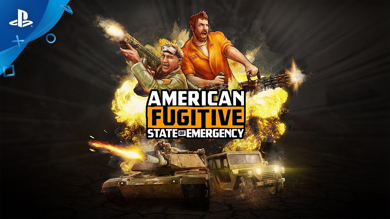Free American Fugitive 'State of Emergency' DLC Hits PS4 Today