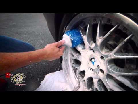 Chemical Guys Sticky Gel Citrus Wheel & Rim Cleaner – BBS Wheels Detailing Car Care BMW E39