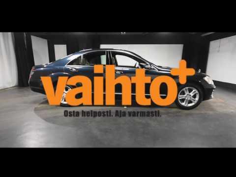 Mercedes-Benz S 320 CDI 4Matic A, Sedan, Automaatti, Diesel, Neliveto, ILA-424