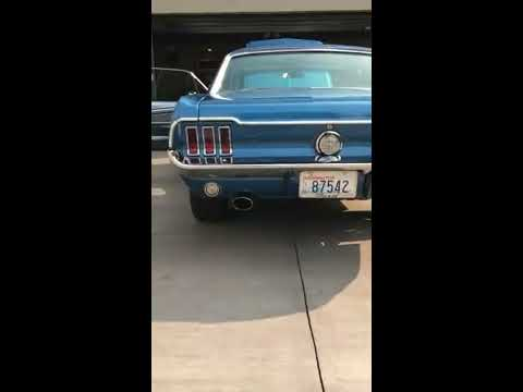 Video of '67 Mustang - LON8