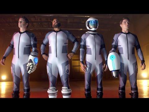 Lazer Team Movie Trailer