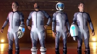 Lazer Team Official Trailer #1 (2015)   Sci Fi Action Comedy Movie | Rooster Teeth