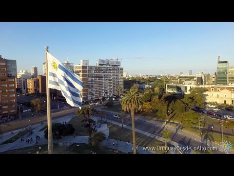 Plaza de la Democracia, Tres Cruces, Montevideo