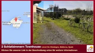 preview picture of video '2 Schlafzimmern Townhouse zu verkaufen in Lloret De Vistalegre, Mallorca, Spain'