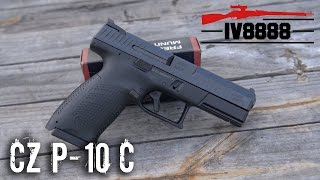 New for 2017: CZ P-10 C