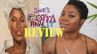 Download Youtube: Ummmmm..... She's Gotta Have It Netflix Series Review! | Jazmyne