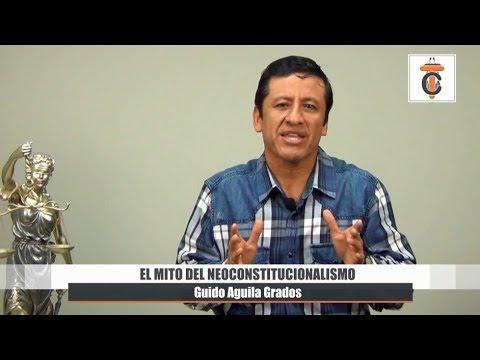 El mito del Neoconstitucionalismo - Tribuna Constitucional 44