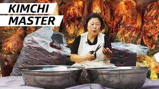 "Why Kwang Hee ""Mama"" Park is the Queen of Kimchi — First Person thumbnail"