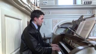 Gorzkie Żale, Pobudka i cz.I, organista solo