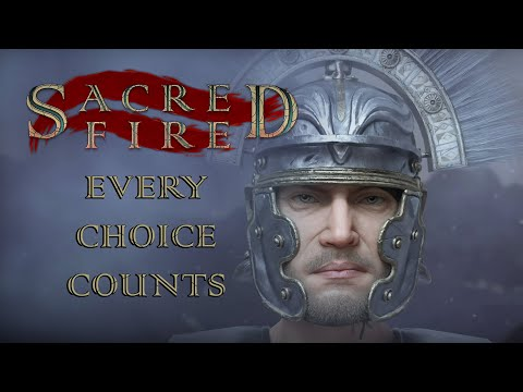 RPG Sacred Fire Receives New Trailer Voiced By Witcher 3's Doug Cockle