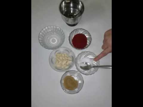 Garlic chutney and imali chutney recipe