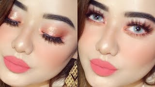 EID MAKEUP FOR BEGINNERS - Download this Video in MP3, M4A, WEBM, MP4, 3GP