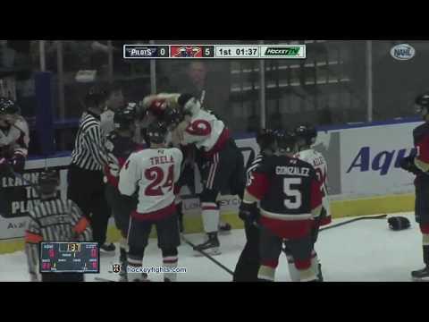 Jake Willets vs. Matthew Francois
