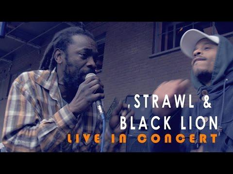 Strawl & Black Lion and Kleine Jay - Jah Team [BEVRIJDINGSDAG 2017]...