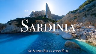 Sardinia 4K - Scenic Relaxation FPV Film With Calming Music