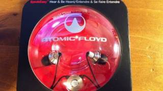 Atomic Floyd HiDef Drum Headphones Review!