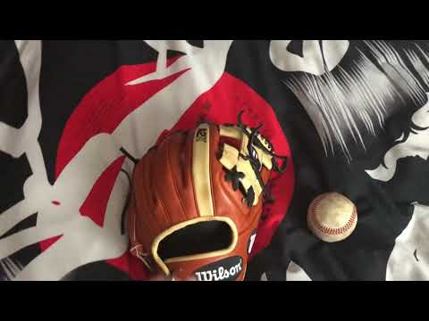 Baseball Glove Review: Wilson a2k 1786
